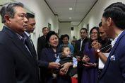 1 Januari 2018,  SBY Dikaruniai Cucu Keempat