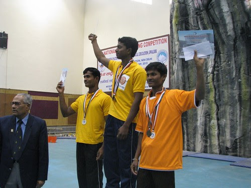 15th_National_Sports_Climbing_Praveen