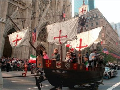 Columbus Day Parade, Columbus Day Parade