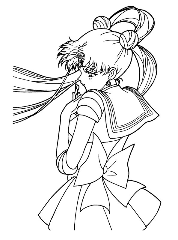 Index Of Coloriagesheros Tvsailor Moon