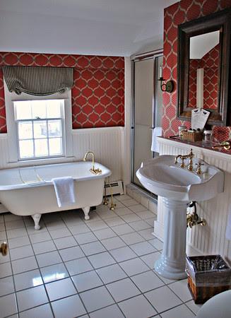 Bathroom of Suite #38