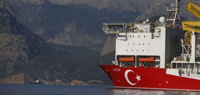 Γεωτρήσεις ανοιχτά της Κρήτης εξαγγέλλει ο Ερντογάν