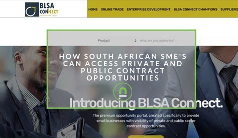 South African SMEs Can Now Access Tenders Via Online