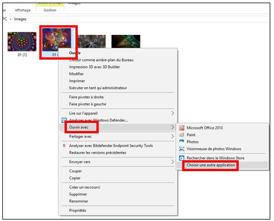 Retrouver La Visionneuse Photos Standard Sous Windows 10