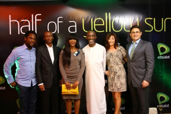 Etisalat Half of A Yellow Sun Premiere - BellaNaija - April2014022