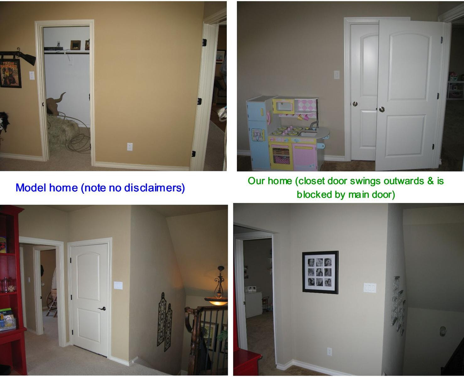 Toll Brothers Misrepresenting Their Homes In Heritage Texas Houston