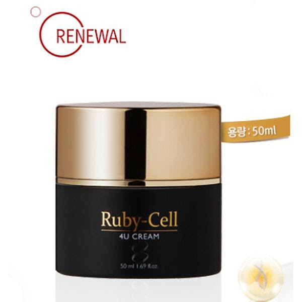 Ruby Cell 4u Cream Stem Cell Conditioned Media Skin Care Anti Aging