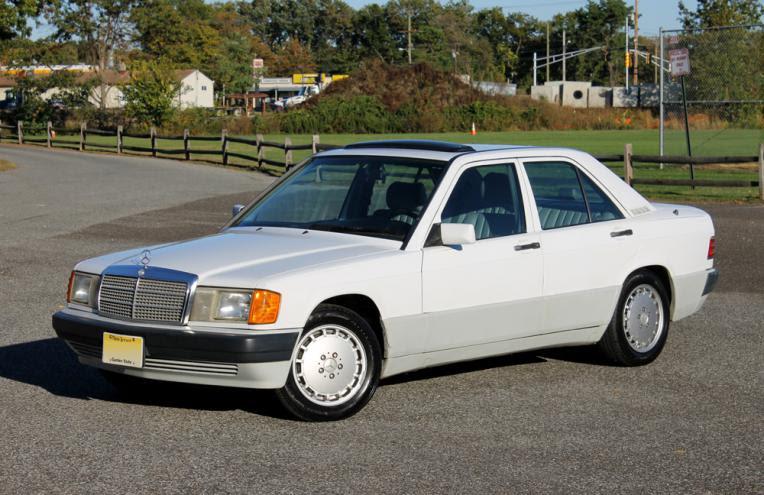 1993 Mercedes 190E 2.6L W201 - Brick NJ $4950 - PeachParts ...