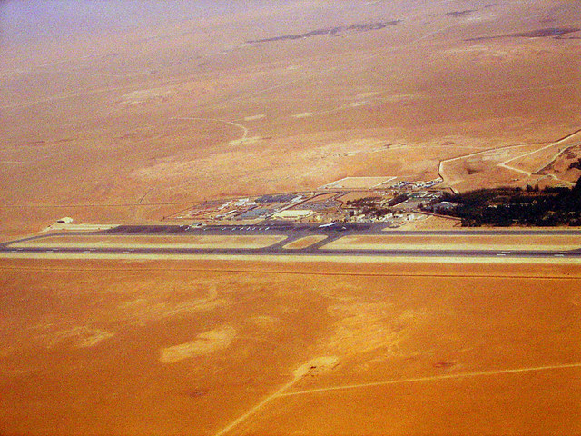 Hassi Messaoud / Oued Irara International Airport