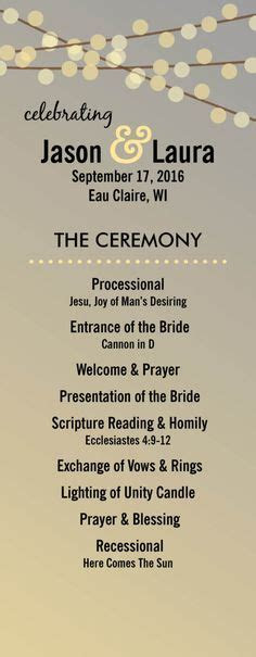Options for tree planting ceremony wording in a wedding