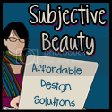 Unique, personalized, professional, and affordable designs for your blog, twitter, etsy, media kit, and blogosphere event at www.subjectivebeauty.com.