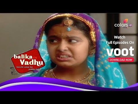 Balika Vadhu   बालिका वधू   Anandi Misses Her Parents   आनंदी को आई अपने घर की याद
