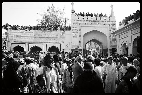 The Holy Shrine of Zinda Shah Madar Makanpur by firoze shakir photographerno1