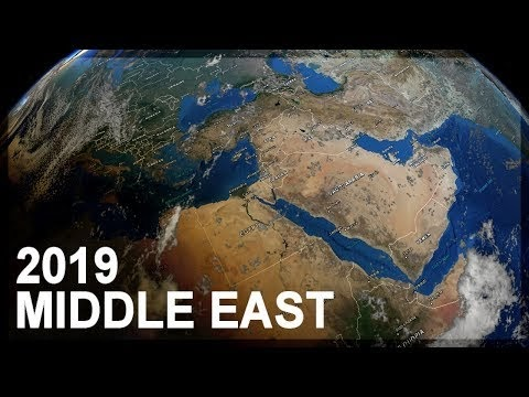 GeoPolitical Analysis for 2019 - MIDDLE EAST