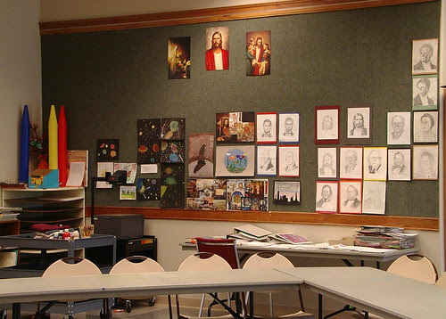 art room my point of view