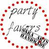 party favors label