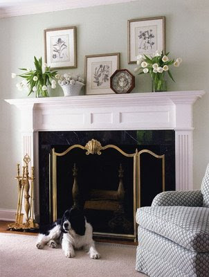 How to decorate your fireplace mantle?