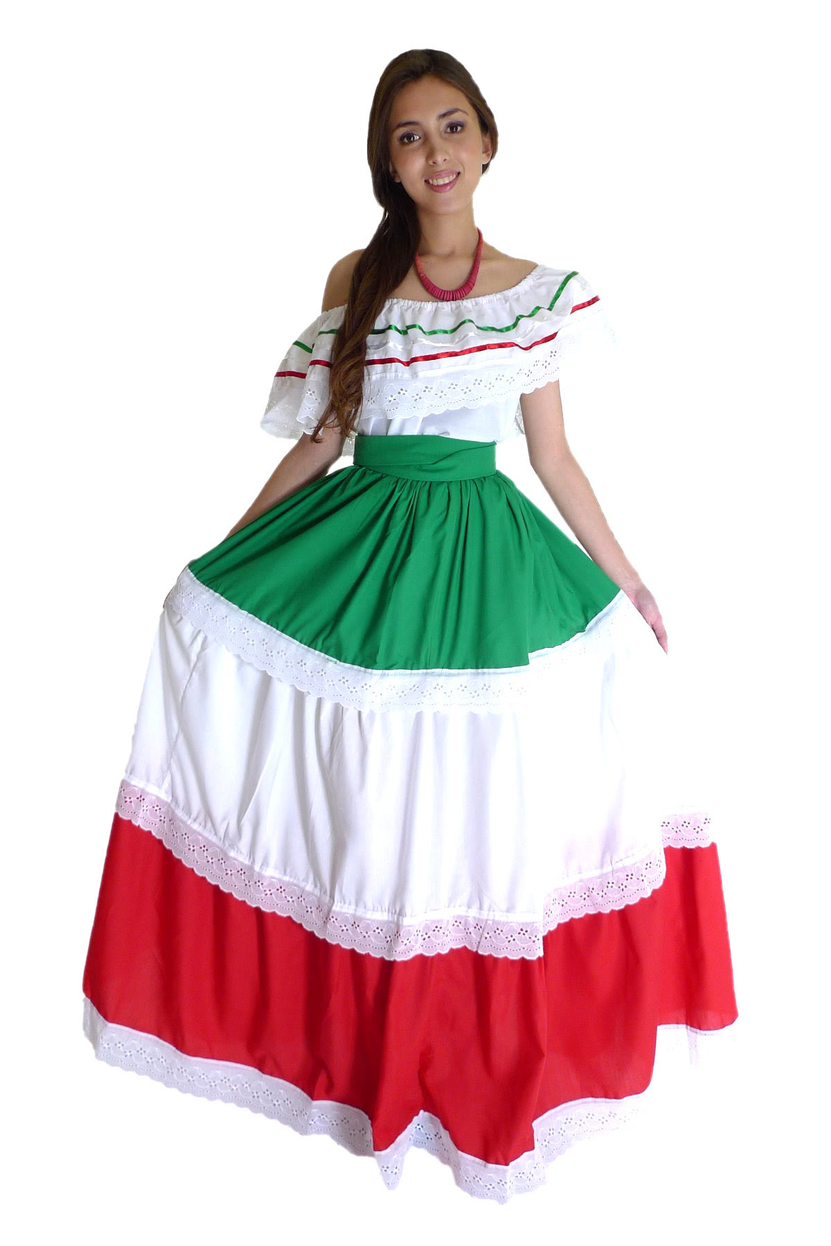 traditional mexican costume