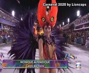 Os momentos mais interessantes do Carnaval brasileiro de 2020