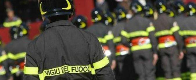 """Vigili del fuoco, il governo vuole un capo-prefetto. I sindacati furiosi: """"Operazione Rigopiano sarebbe stata impossibile"""""""