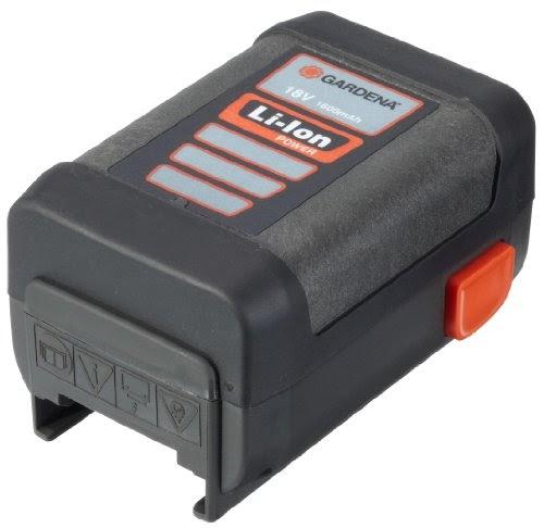 Accessoires pour outillage sans fil gardena 8839 batterie de rechange li ion 18 v - Parkside batterie de rechange ...