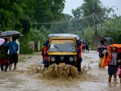 Towns Cut Off, Villages Submerged as Manipur Battles Floods