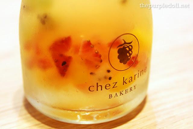 Chez Karine Konnyaku Fruit Jelly (P110)