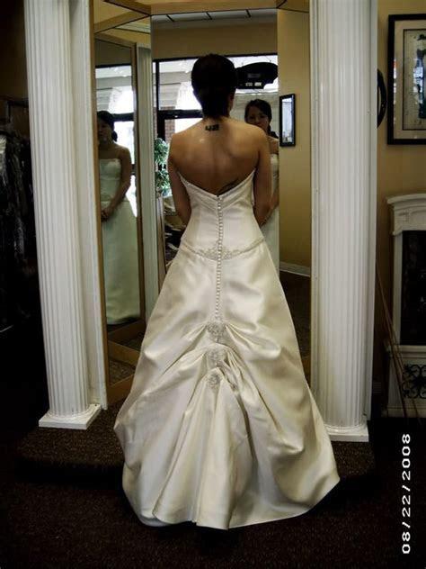 17 Best ideas about Wedding Dress Bustle on Pinterest