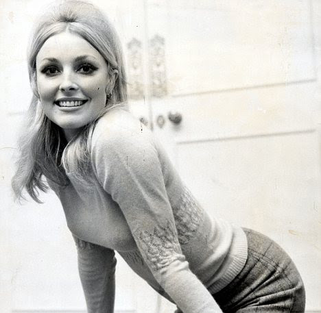 Murdered: Manson brainwashed members of a commune known as The Family into butchering eight people, including film director Roman Polanski's pregnant wife Sharon Tate