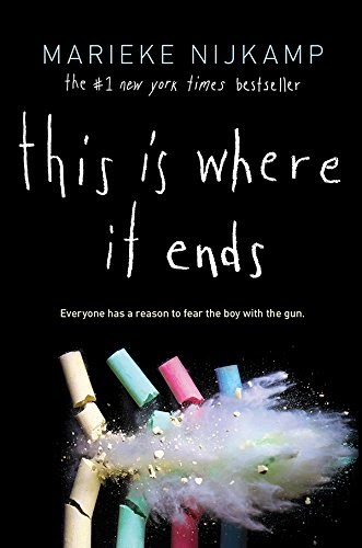Currently Reading: This Is Where It Ends by Marieke Nijkamp