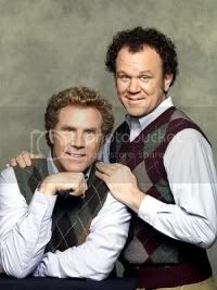 The Step Brothers: poster children of a united family...
