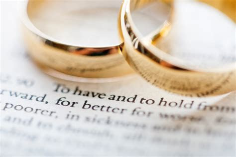 Wedding Rings As Sacramentals: What To Do After Divorce