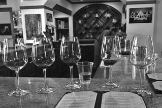 Chimney Rock - Five glasses
