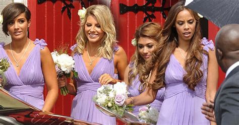 All the pictures from Una Healy and Ben Foden's wedding