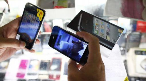iPhone, Apple, Smartphones, iPhone 5, Qualcomm