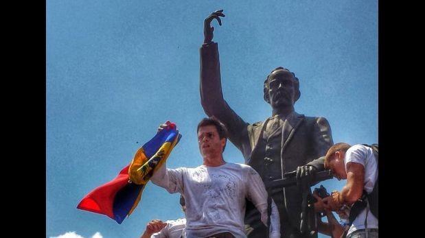 "Leopoldo López se entregó ""para que Venezuela despierte"""