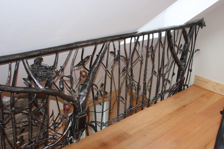 Galleries | Blue Mountain Metalworks | Custom Ornamental ...