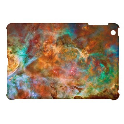 Carina Nebula in Argo Navis constellation iPad Mini Covers