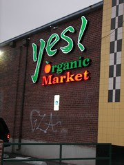 Yes! Organic Market - Photo from the Brookland CDC
