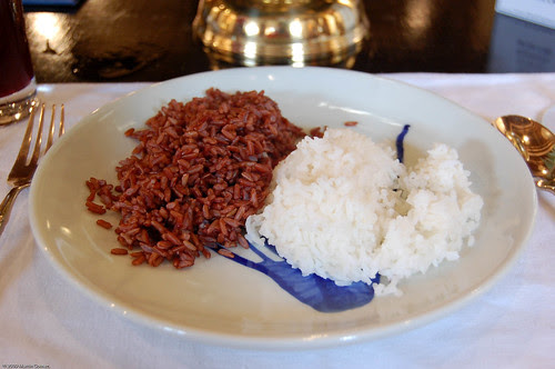 Steamed Jasmine Rice & Wild Rice
