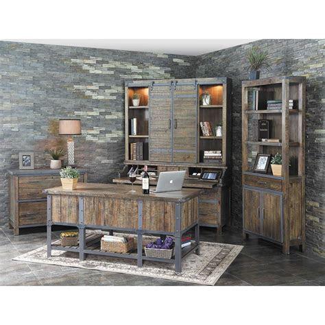 artisan revival executive desk american furniture