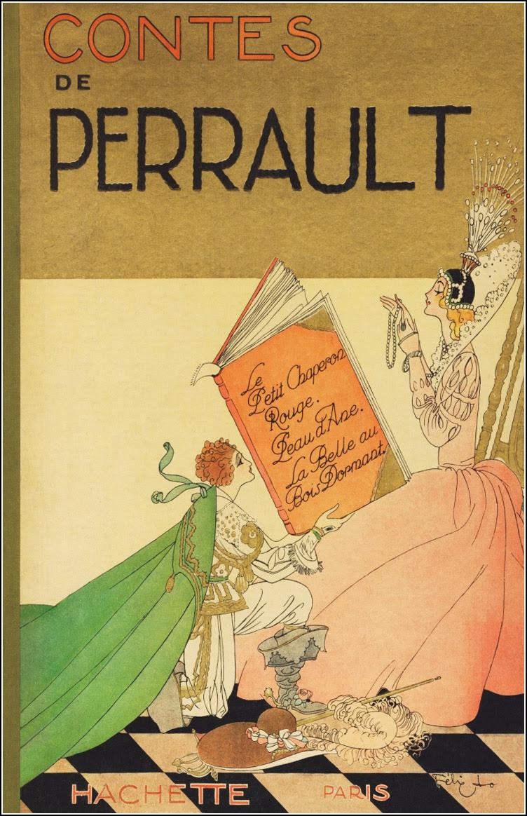 Félix Lorioux. Contes de Perrault