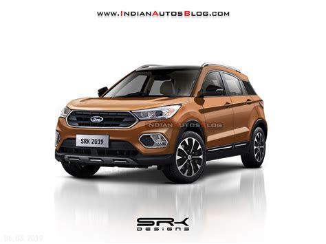 india  ford ecosport iab rendering