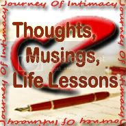 Thoughts, Musings, Life Lessons & Love with Angelika