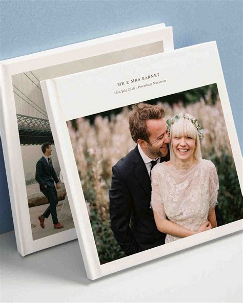 The Best Wedding Albums for Every Budget   Martha Stewart