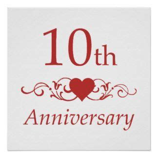 10th Wedding Anniversary wishes, quotes, messages   Happy