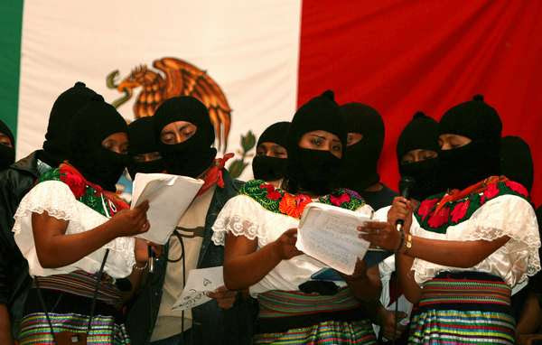 Resultado de imagen para EZLN-Consulta CNI