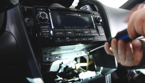 Subaru Forester Radio Wiring Diagram