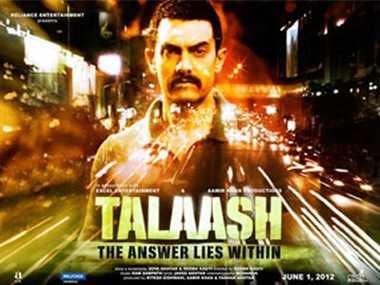 Talash movie  review