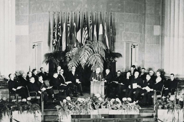 Nato Declassified Founding Treaty